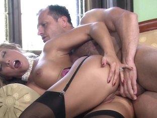PinkoHD XXX video: Alessia Donati Anal Glamour Milf