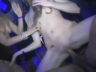 Wild party with first-class young and horny babes with delicious charms