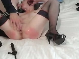Sexy Girlfriend Sucks And Gets Fucked Hard