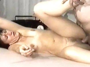 Hot housewife fucking her husband
