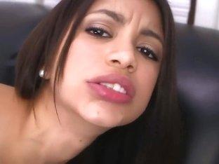 Veronica Rodriguez in action