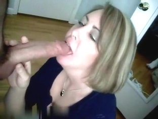 She sucks out all my jizz!
