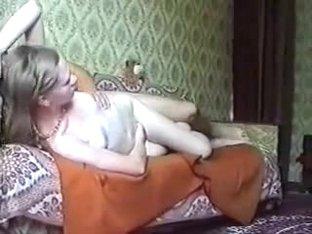 Young russian newlywed homemade couple.avi