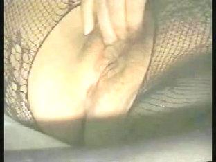 Sexy lycra outfit on slut