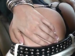 Melanie Jane lets Jmac inspect her private parts