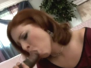Gingr the MILF has her tight pussy violated