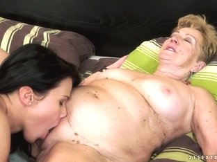 Horny pornstar in Incredible Hairy, Cunnilingus adult clip