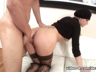 Best pornstar Timo Hardy in Incredible Stockings, Anal porn movie