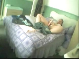 Family voyeur. My mom caught masturbating