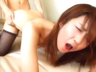 Fabulous Japanese girl in Incredible JAV uncensored Hardcore video