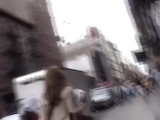 Awesome street ups with the incredible legs view