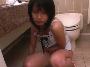 Incredible Japanese girl in Best Lingerie, Hairy JAV scene