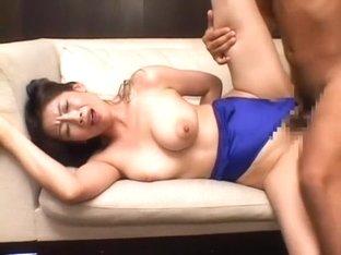 Exotic Japanese girl Maki Tomada in Fabulous Hardcore, Doggy Style JAV video