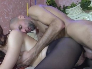 PantyhoseLine Video: Jean A and Clem A