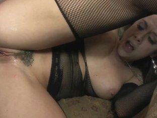 Chanel Preston in Interracial Sex Action With Chanel Preston.
