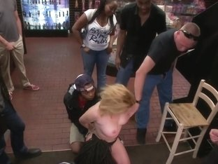 Agressive public humiliation