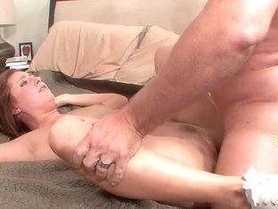 Charlie Ann in Cock Jumping Redhead Girl