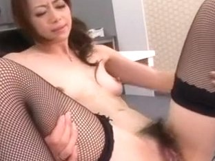 Maki Houjou Uncensored Hardcore Video with Swallow, Facial scenes