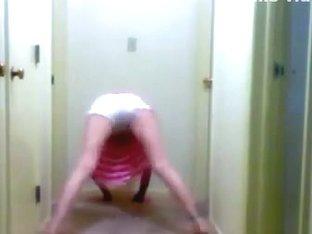 Mad twerk cam panty movie scene