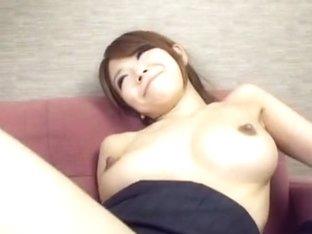 Yuuka Minase busty Asian office lady gets fucked