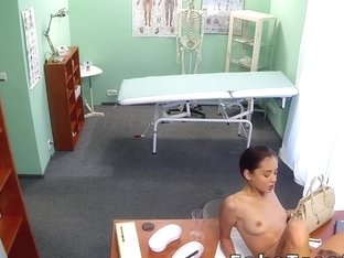 Doctor fucks Russian patient