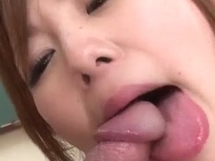 Miku Airi deals several cocks in each of her holes