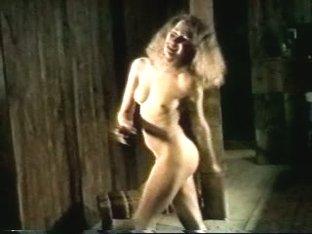 Nasty striptease for you