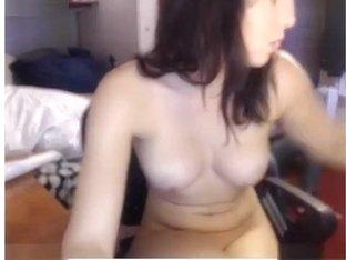 Fabulous Webcam clip with Masturbation scenes