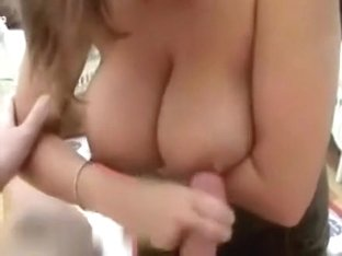 Sexy bitch fucked in mouth