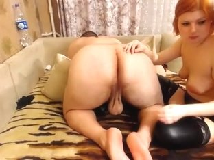 bdsmcoupleee intimate record on 01/18/15 20:56 from chaturbate