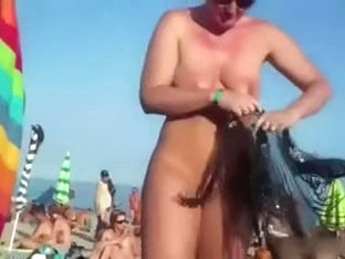 Cap d'Agde beach full version