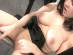 Fabulous pornstar Jewels West in crazy masturbation, big tits xxx movie