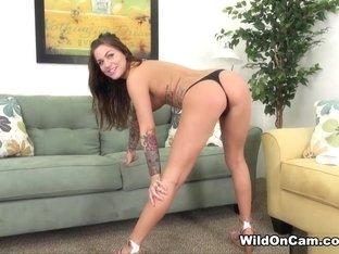 Incredible pornstar Karmen Karma in Exotic Masturbation, Solo Girl sex clip