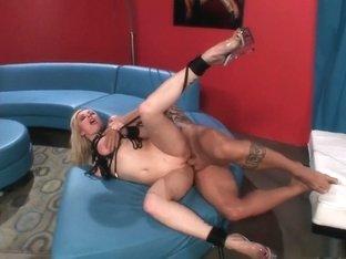 Crazy pornstars Adrianna Nicole and Alektra Blue in best brazilian, swallow xxx movie