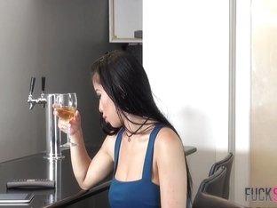 Jade Kush in The Sloppy Blowjob