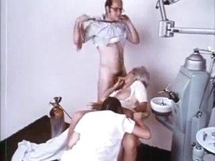 Vintage Big Boob Dental Trip