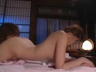 Beautiful Japanese bimbo gets boned nicely