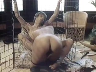 Amazing interracial classic scene with Linda Wong and Tracy O'Neil