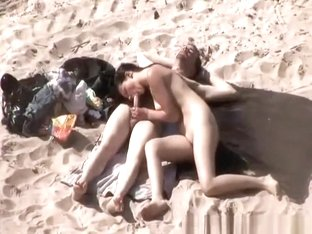Nude brunette blows and rides penis