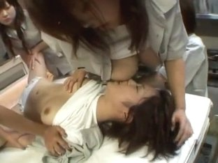 Exotic Japanese model in Horny Fingering, Strapon JAV clip
