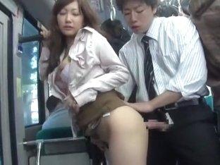 Exotic Japanese girl Nana Shiboku, Misaki Akino, Sena Sakura in Best Outdoor JAV video