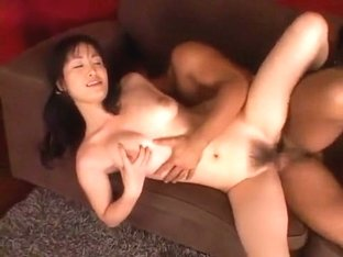 Incredible Japanese model Anna Kanzaki in Exotic Hairy, Doggy Style JAV movie
