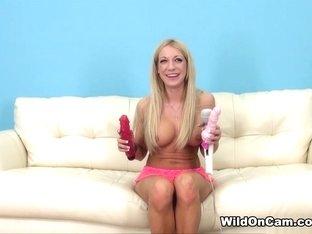 Amazing pornstar Amy Brooke in Hottest Dildos/Toys, MILF porn clip
