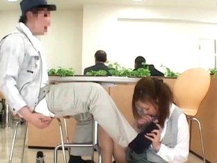 Office scene two(censored)