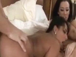 Hawt Loona luxx jayden jaymes 3some