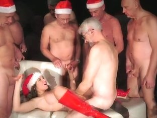 Gang Bang Old Magic before Christmas