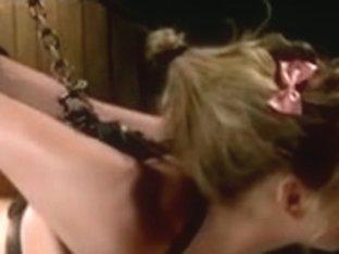 Chastity Lynn : Thonged and used afresh