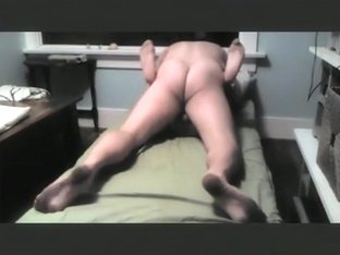 Sneakily pumping in a load in my friend's gf at night