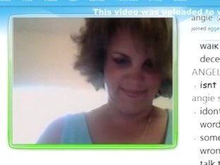 Angie on cam