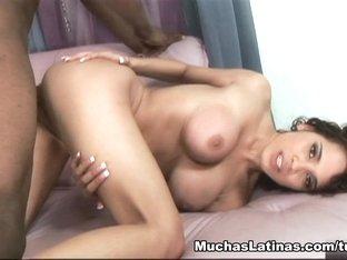 Hottest pornstar Renae Cruz in Incredible Latina, Hardcore porn movie